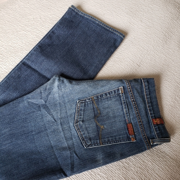 7 Seven For All Mankind Boycut Size 31 L31